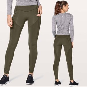 Lululemon All the right places pant Dark Olive 10
